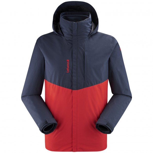 Veste Imperméable- Homme - ROUGE ACCESS ZIP-IN JKT M Lafuma