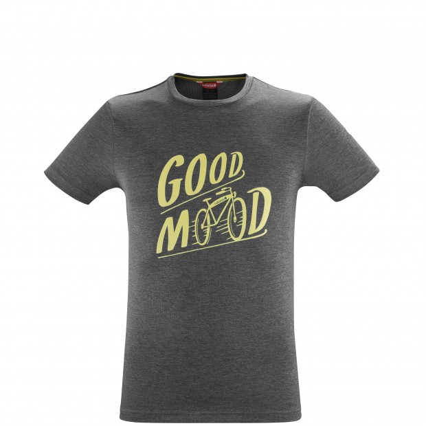 Tee-Shirt manches courtes - Homme - GRIS SHIFT TEE M Lafuma