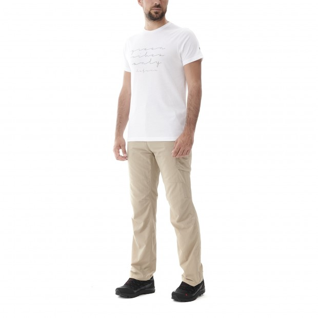 Tee-Shirt manches courtes - Homme - GRIS ADVENTURE TEE M Lafuma 2