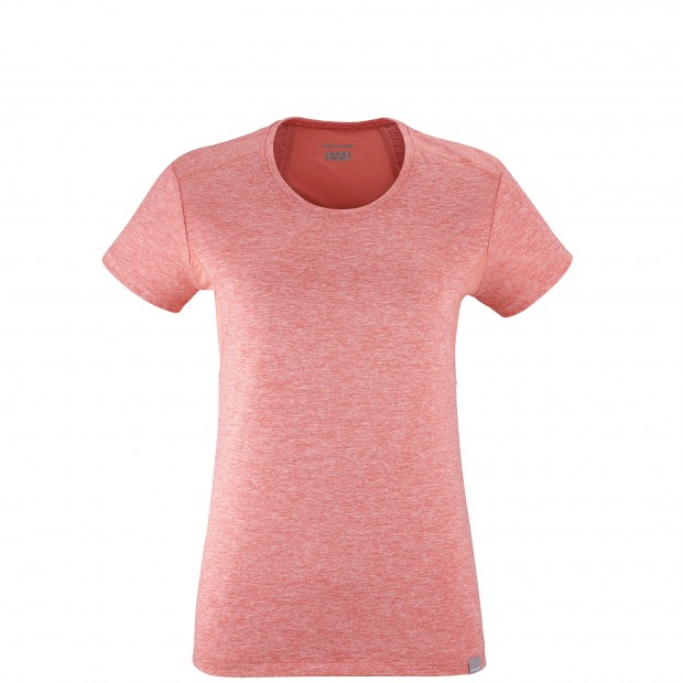Tee-Shirt manches courtes - Femme - ROSE TRACK TEE W Lafuma