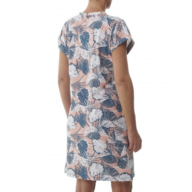 Robe Femme - BLEU GRAPHIC DRESS W Lafuma 3