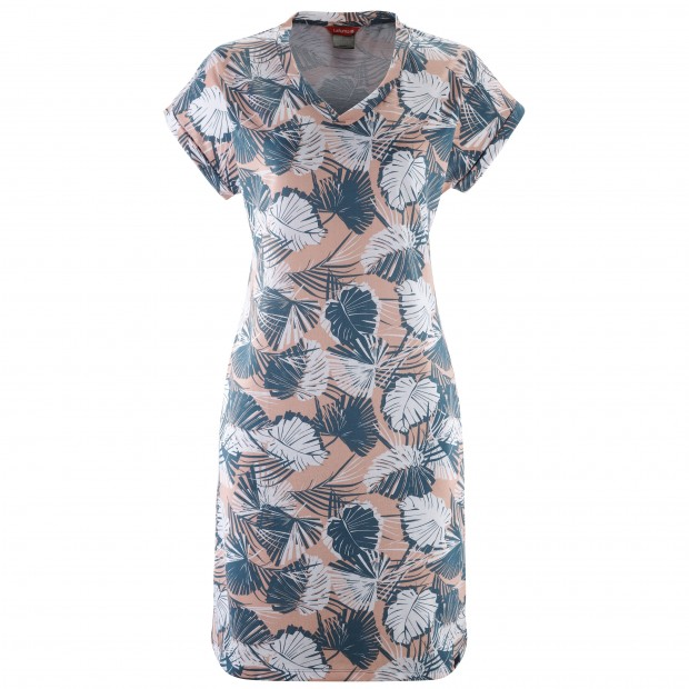 Robe Femme - BLEU GRAPHIC DRESS W Lafuma