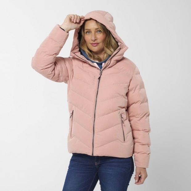 Doudoune isolation synthétique recyclée - Femme - MARINE STATEN JACKET W Lafuma 3