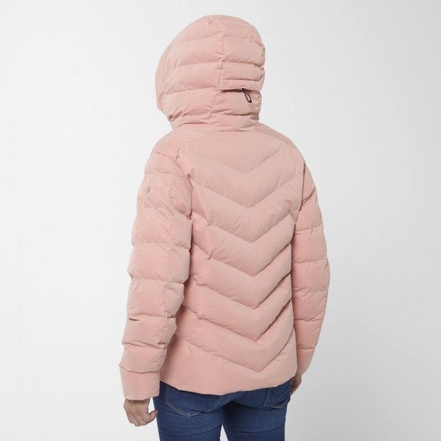 Doudoune isolation synthétique recyclée - Femme - ROSE STATEN JACKET W Lafuma 4