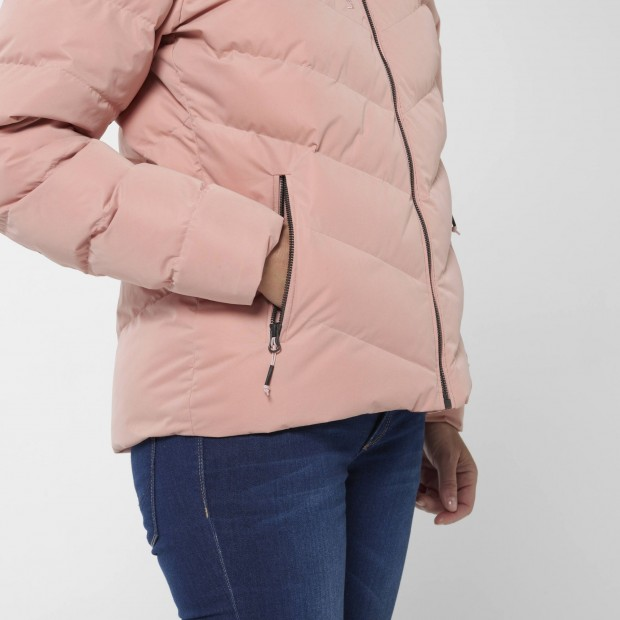 Doudoune isolation synthétique recyclée - Femme - ROSE STATEN JACKET W Lafuma 5
