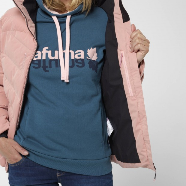 Doudoune isolation synthétique recyclée - Femme - ROSE STATEN JACKET W Lafuma 6