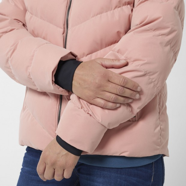 Doudoune isolation synthétique recyclée - Femme - MARINE STATEN JACKET W Lafuma 7