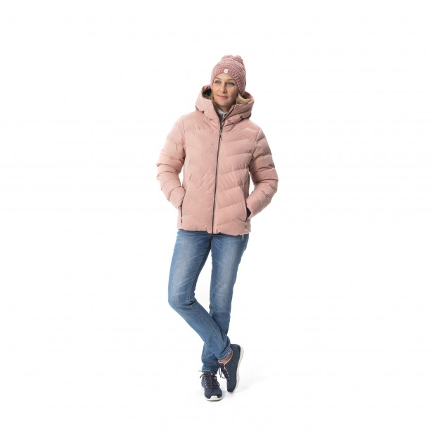 Doudoune isolation synthétique recyclée - Femme - MARINE STATEN JACKET W Lafuma 8