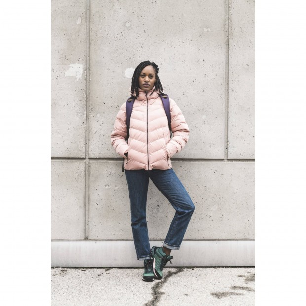 Doudoune isolation synthétique recyclée - Femme - ROSE STATEN JACKET W Lafuma 2