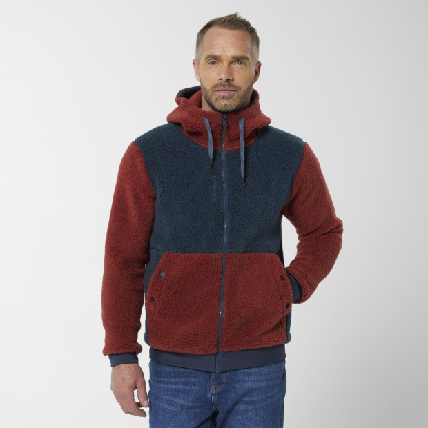 Polaire - Homme - MARINE DERRY HOODIE M Lafuma 2