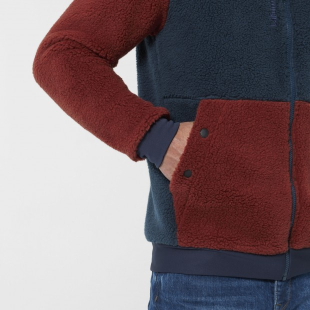 Polaire - Homme - MARINE DERRY HOODIE M Lafuma 4