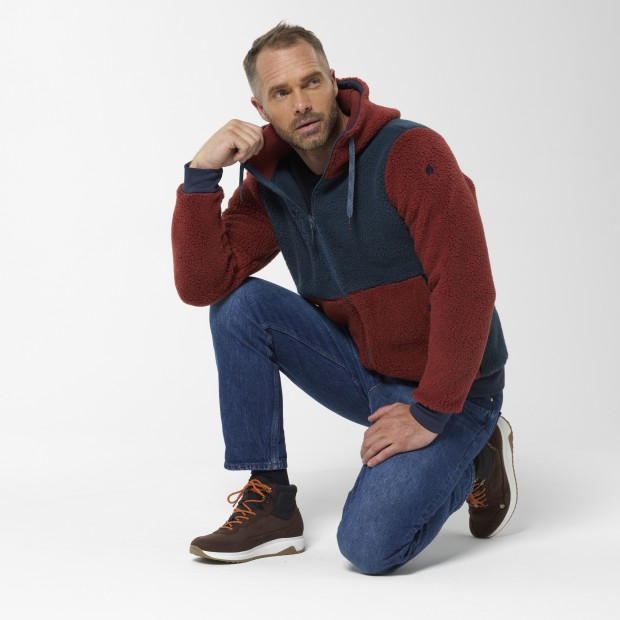 Polaire - Homme - MARINE DERRY HOODIE M Lafuma 5