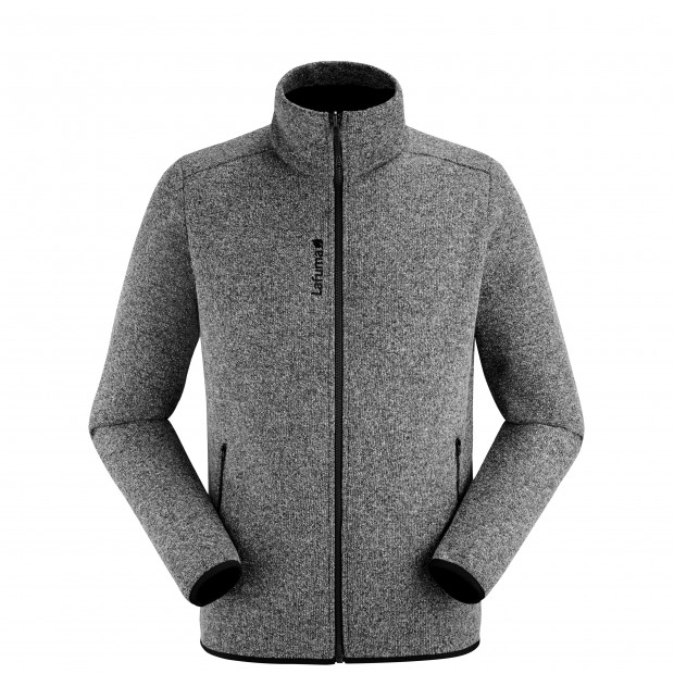 Polaire softshell - homme ULSTER F-ZIP M Gris Lafuma