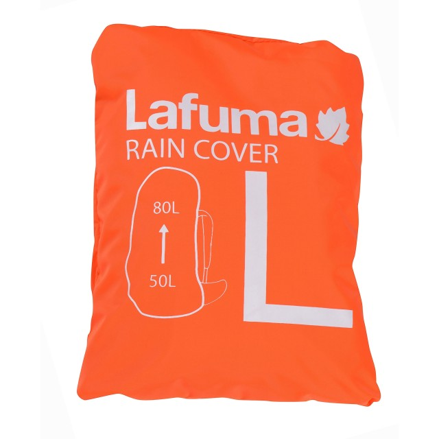 Housse imperméable RAIN COVER L Orange Lafuma