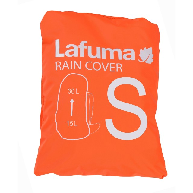 Housse imperméable RAIN COVER S Orange Lafuma
