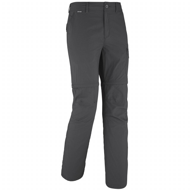 Pantalon zip-off - Homme ACCESS ZIP-OFF Noir Lafuma