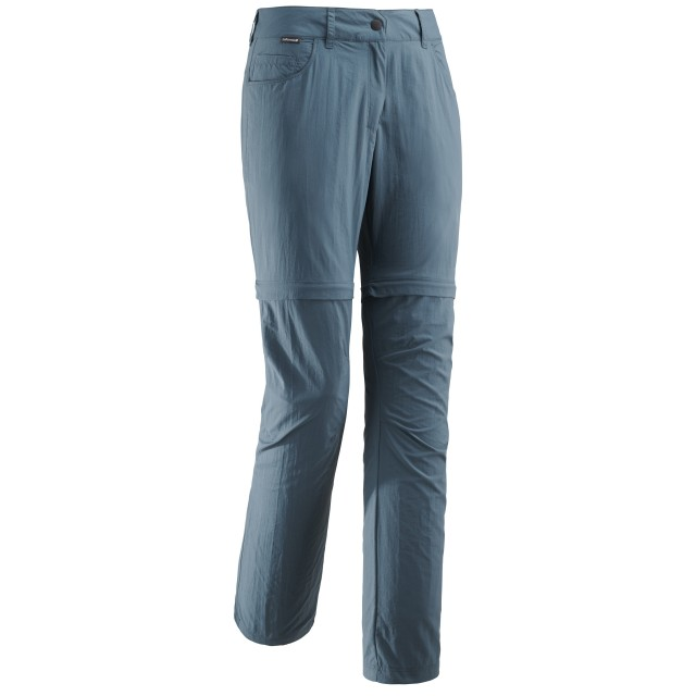 Pantalon Modulable 2 en 1 Femme ACCESS Z-OFF PANTS W GRIS Lafuma