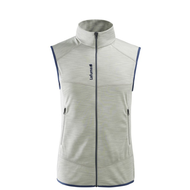 Polaire sans manches mix and match - homme SHIFT VEST Gris Lafuma