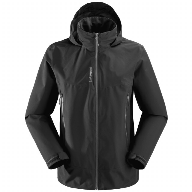 Veste gore-tex - Homme WAY GTX ZIP-IN JKT Noir Lafuma
