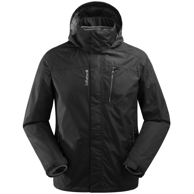 Veste mix and match - homme ACCESS 3in1 FLEECE JKT Noir Lafuma