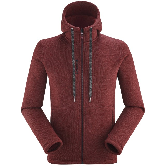 Polaire - Homme - ROUGE CALI HOODIE M Lafuma