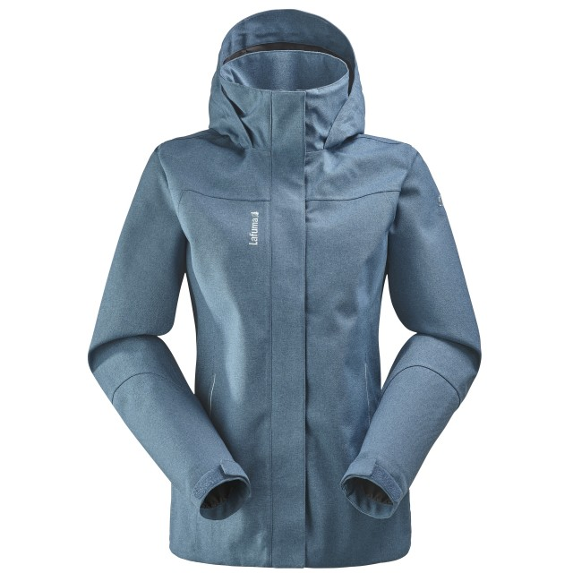 Veste mix and match - femme LD TRACK ZIP-IN JKT Bleu Lafuma