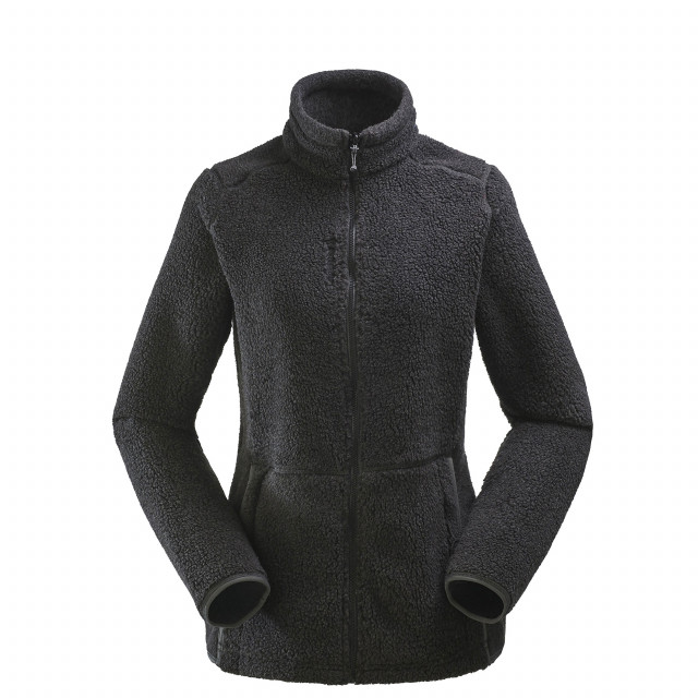 Polaire mix and match - femme LD DERRY F-ZIP Noir Lafuma