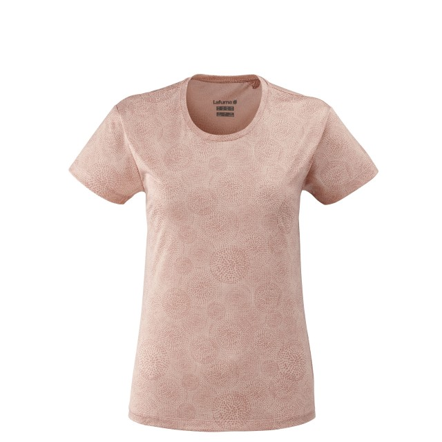 Tee-Shirt manches courtes - Femme ACCESS TEE W Rose Lafuma