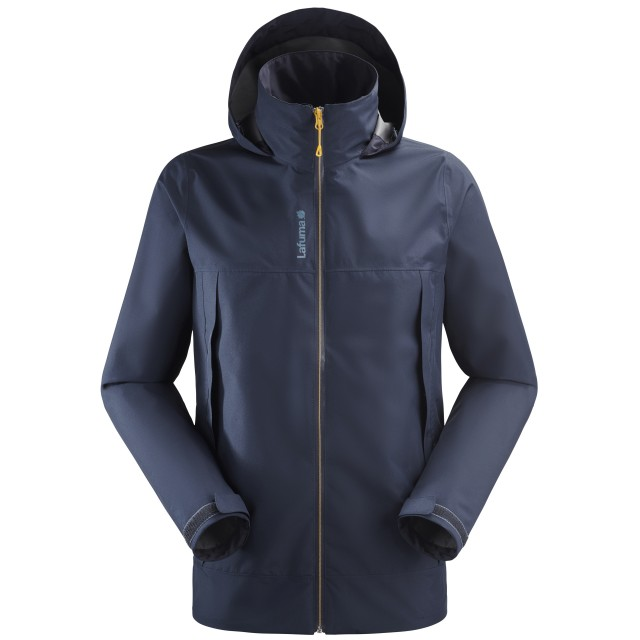 Veste Gore-tex Homme WAY GORE-TEX ZIP-IN JKT M BLEU Lafuma