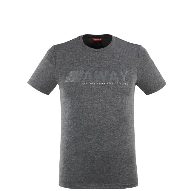 Tee-Shirt Manches courtes Homme SHIFT TEE M GRIS Lafuma
