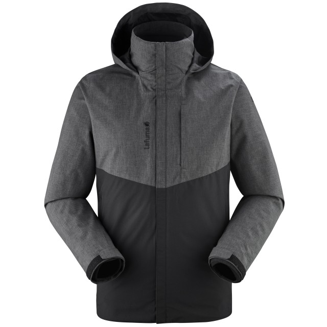 Veste 3 en 1 Imperméable - Homme - GRIS ACCESS 3in1 FLEECE JKT M Lafuma