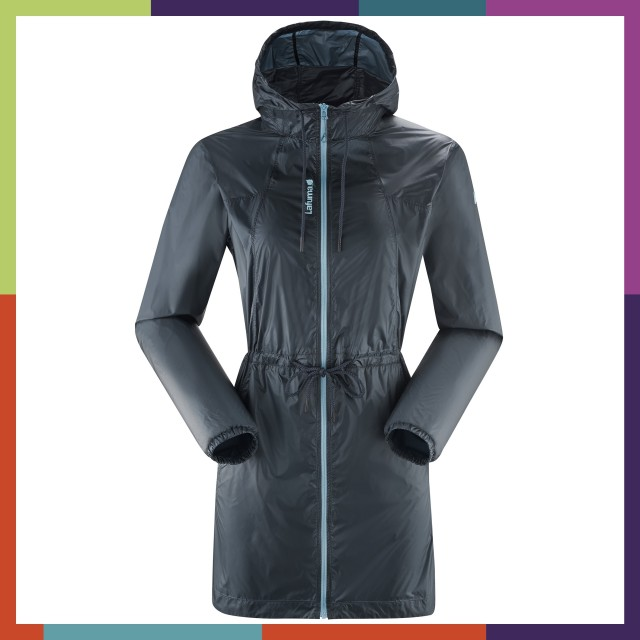 Veste softshell longue- Femme - MARINE WINDLIGHT LONG LTD JKT W Lafuma