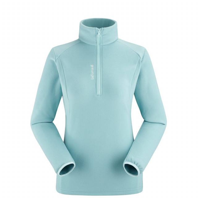 Micro polaire - femme ACCESS MICRO T-ZIP W Turquoise Lafuma