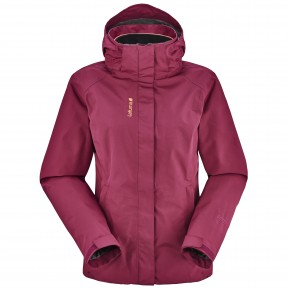 LD JAIPUR GORE-TEX 3IN1 JACKET Rose Lafuma