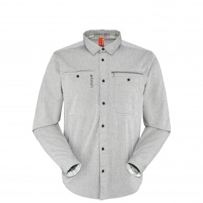 TRAVELLER SHIRT Marron Lafuma