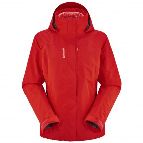 LD  ACCESS 3IN1 FLEECE JACKET Rouge Lafuma