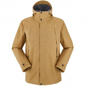 ALTHA WARM JACKET Camel Lafuma