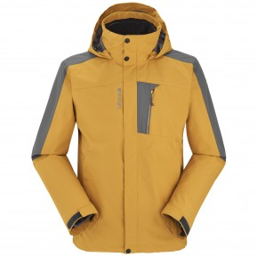 ACCESS 3IN1 FLEECE JACKET Camel Lafuma