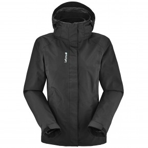 LD  JAIPUR GORE-TEX ZIP IN-JACKET Noir Lafuma