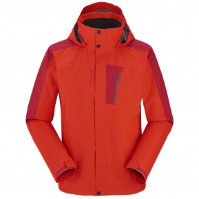 ACCESS 3IN1 LOFT JACKET Rouge Lafuma