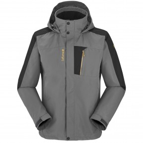 ACCESS ZIP-IN JACKET Gris Lafuma