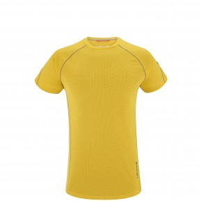 WAY TEE Jaune Lafuma
