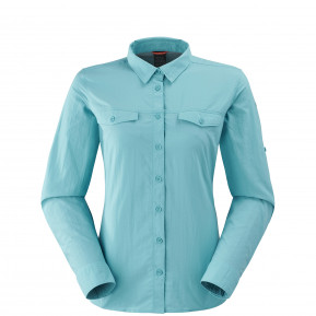 SHIELD SHIRT W Bleu Lafuma