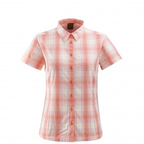 LD WAY SHIRT Rouge Lafuma