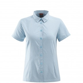 LD WAY SHIRT Bleu  Lafuma