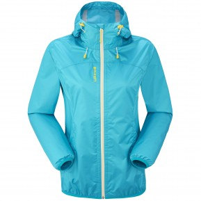 LD LIGHT JKT Bleu  Lafuma