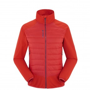 SHIFT HYBRID JKT Rouge Lafuma