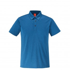 SHIFT POLO Bleu Lafuma