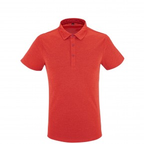 SHIFT POLO Rouge Lafuma
