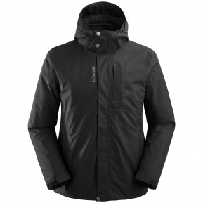 JAIPUR GTX 3in1 FLEECE JKT M Noir Lafuma